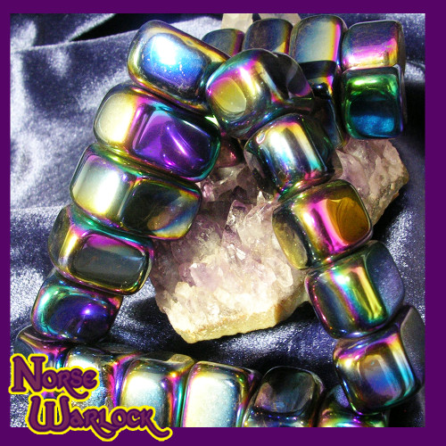 3 Magnetic Hematite Gemstones for Psychic Protection! Metaphysical