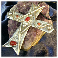 Magick Brotherhood Cross of Protection Cloaks You from Evil & Dark Spirits of All Kinds! 757
