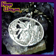 Destiny, Dream Manifestation Pegasus Spirit Pendant! Creativity! Wealth! Power! 625a