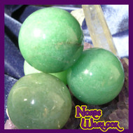 Jade Sphere Crystal Balls for Healing, Protection, Long Life & Friendship! Metaphysical