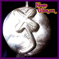 Four Leaf Clover Fast Luck Good Fortune Money Magnet Pendant! Magick Metaphysical