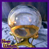 Psychic Knowledge Seeker Crystal Ball of Omnipotence! Clear & Accurate Visions!