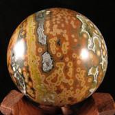 Ocean Jasper Sphere  MOJSPH053