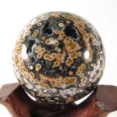 Ocean Jasper Sphere  MOJSPH054