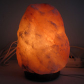 Himalayan Salt Lamp, Rough/Natural, Medium