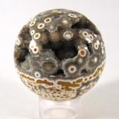 Ocean Jasper Sphere  MOJSPH055