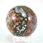Ocean Jasper Sphere  MOJSPH057