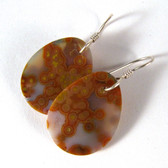 Ocean Jasper Earrings - JEAR034