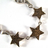 Star Druze Necklace, Yellow - Regularly $262.00
