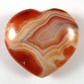 Carnelian Heart - GCARH026