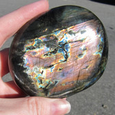 Madagascar Spectralite Labradorite Pebble - MSPEC052 - Regularly $56.00