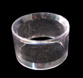 "1.5"" Large Plastic Ring Stand"