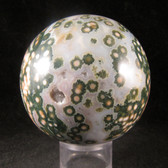 NEW STOCK  Ocean Jasper Sphere - MOJSPH032