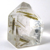 Quartz Point with Epidote - MQTZ145
