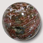 XXL  Ocean Jasper Sphere, 10 inch diameter, EOJ722
