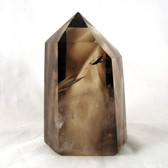 Quartz Point with Smoky Phantoms - MQTZ178