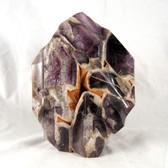 Smoky Amethyst Quartz Elestial with Hematite Inlcusions - MQTZ176