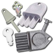 San Jamar Master Dispenser Key Ring Set Buy Online