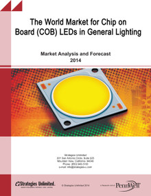 World Market for Chip on Board (COB) LEDs in General Lighting
