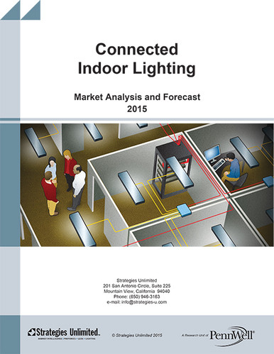 Connected Indoor Lighting Market Analysis And Forecast