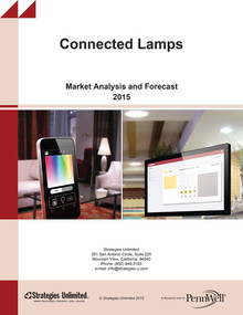 Connected Lamps: Market Analysis and Forecast 2015