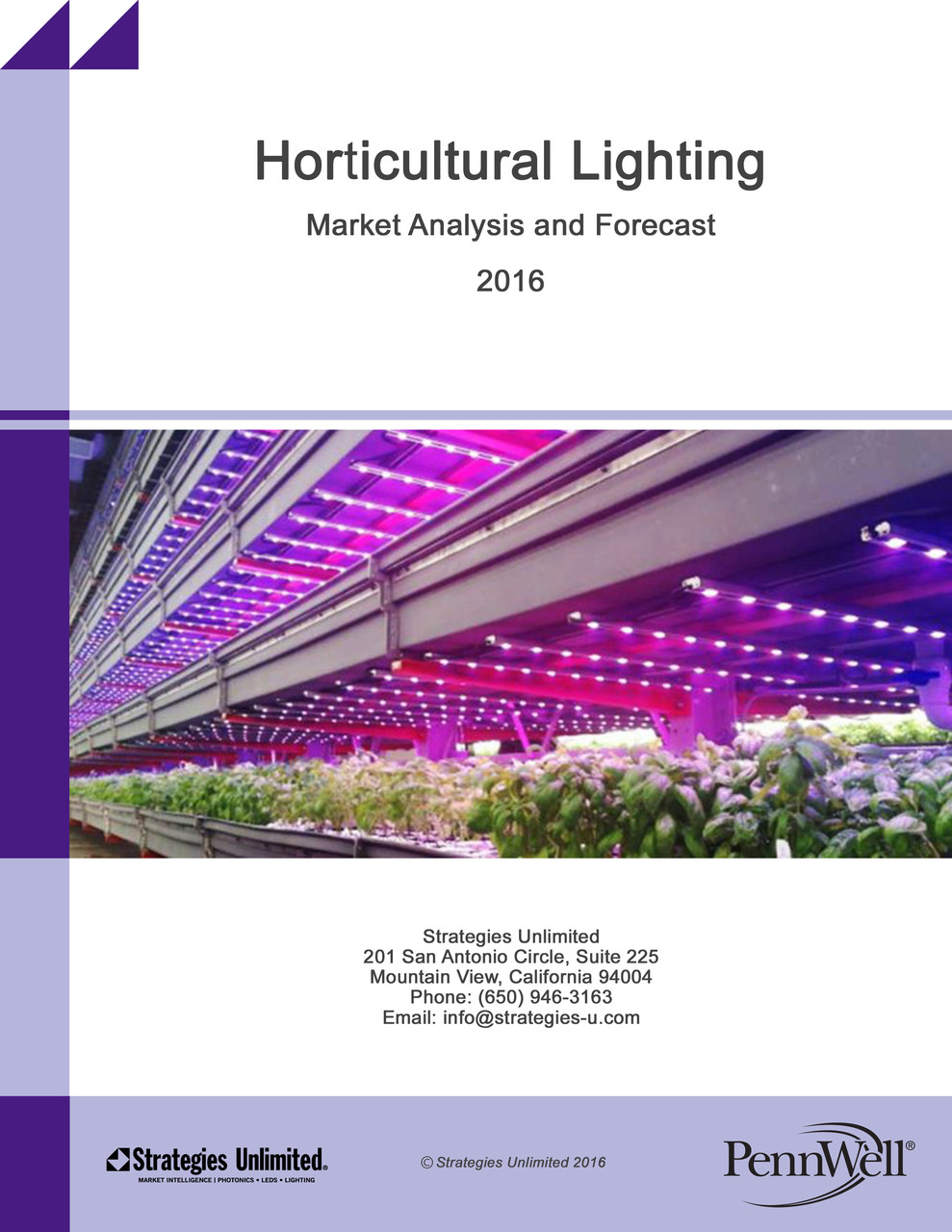 Horticultural Lighting Market Analysis And Forecast 2016