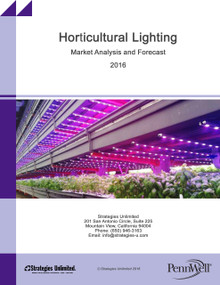 Horticultural Lighting: Market Analysis and Forecast 2016