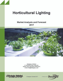 Horticultural Lighting: Market Analysis and Forecast 2017
