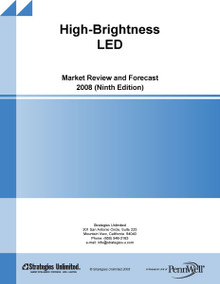 High-Brightness LED: Market Review and Forecast 2008 (Ninth Edition)