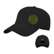 The18's Celtic Field Hat in Black.