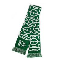 The18 Celtic Field Soccer Scarf