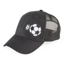 Unisex #Soccer Hat (Front)