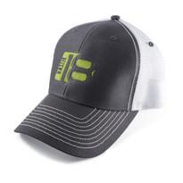 The18's Classic Hat in Dark Grey.