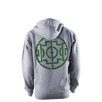 The18 Celtic Field Zip Hoodie - Back