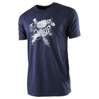The18 Men's Power Up Soccer T-Shirt (Front)