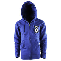 The18 Soccer Dog Zip Hoodie - Back