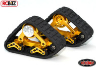 RC4WD Predator Tracks PAIR all metal inc track ALL TERRAIN needs fit kit Z-W0057