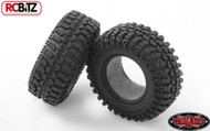 Rok Lox Micro Comp Tires 18th Scale D90 Gelande inc Foams RC4WD Z-T0028 Tyre RC
