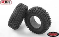Rok Lox Micro Comp Tires 18th Scale D90 Gelande inc Foams RC4WD Z-T0028 Tyre RC