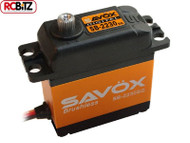 Savox SB-2230SG Monster Torque Brushless Tall Steel Gear Digital Servo SAV-SB2230SG