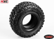 RC4WD Mickey Thompson 1.7 Baja Claw TTC Radial Scale Tires 2 Great Size w Foams