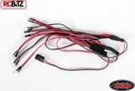 12 LED Basic Lighting System For Mojave Body Set Trail Finder 2 easy to power
