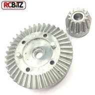 Axial Racing SCX10 AX10 Standard Bevel gear Sets 38t13t AX30392 Diff Crown Pinion Honcho