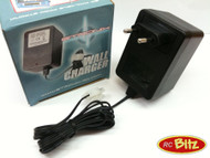Wall AC Battery Charger 7.2v NIMh CONNECTOR CHOICE Fast charge UK or EU Plugs[EU Plug]