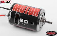 540 Crawler Brushed Motor by RC4WD CHOOSE 35 45 55 65 or 80T Bullet Connectors[80T Z-E0001]