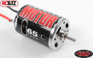 540 Crawler Brushed Motor by RC4WD CHOOSE 35 45 55 65 or 80T Bullet Connectors[65T Z-E0002]