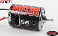 540 Crawler Brushed Motor by RC4WD CHOOSE 35 45 55 65 or 80T Bullet Connectors[55T Z-E0003]