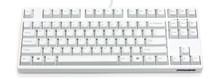 Majestouch 2 Filco White TenKey-less Pink switch mech keyboard
