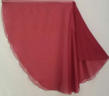 Wine translucent wing flags. Set of two flags available in three sizes.