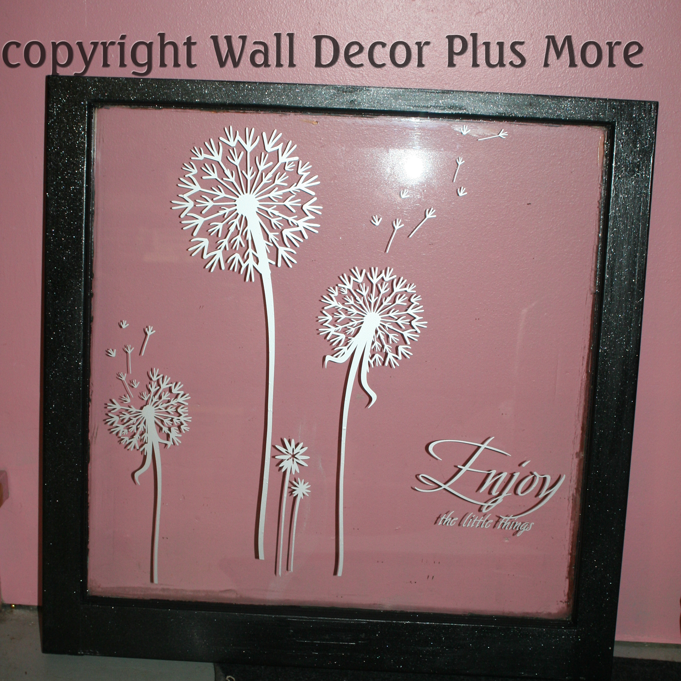 Using Old Windows with Wall Decals in Home Decor - Wall Decor Plus ...